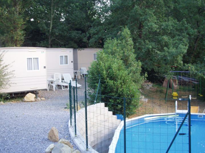 Location Mobil Home Aubenas Camping