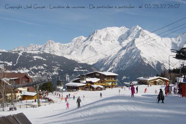 St gervais les bains station de ski le bettex - Office du tourisme st gervais les bains ...
